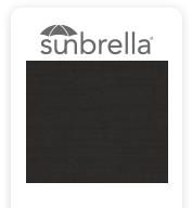 Neoprene – Sunbrella – Black (COSNC-50-STRBlack)