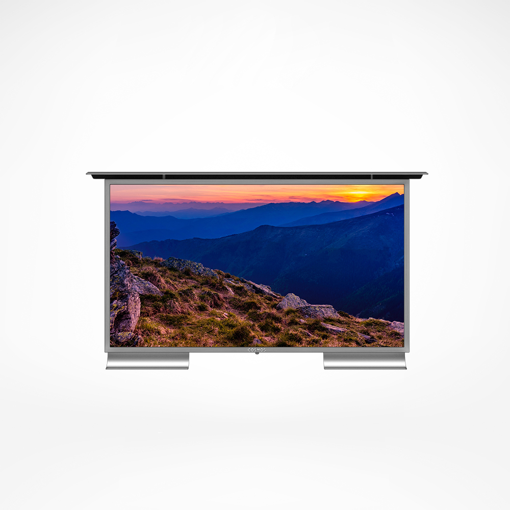 TV built for outdoor leisures.