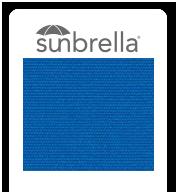 Neoprene – Sunbrella – Pacific Blue (COSNC-100-SunPacBlu)